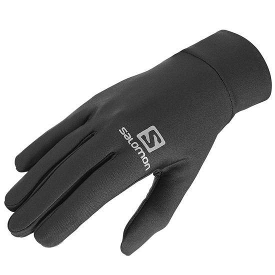 Salomon Agile Warm Glove - Black