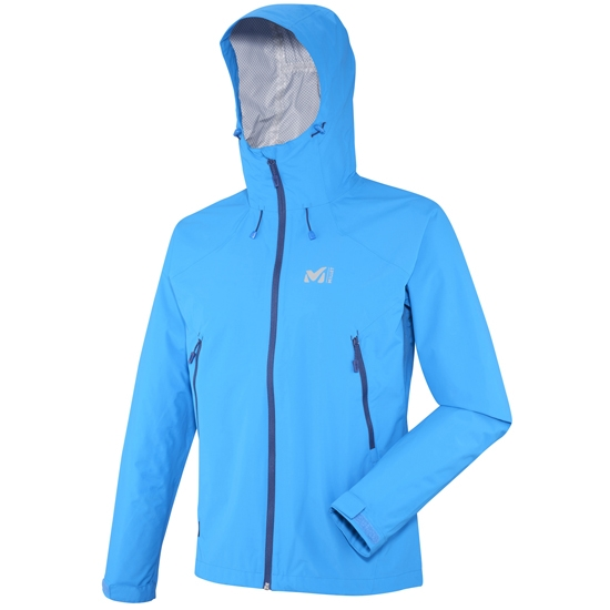 Millet Fitz Roy 2.5 Jkt - Clear Blue