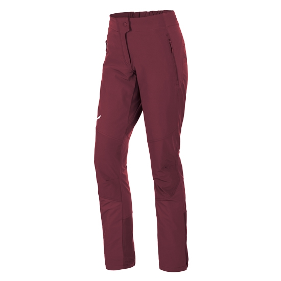 Salewa Agner Orval Pant W - Red Onion