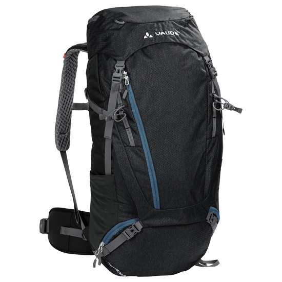 Vaude Asymetric 52+8 - Black