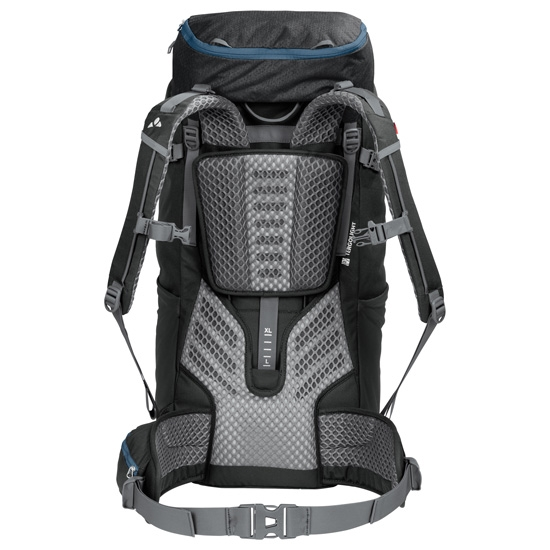 Vaude Asymetric 52+8 - Photo of detail