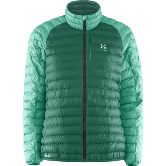 Haglöfs Essens Mimic Jacket W - Marble Green/Jade