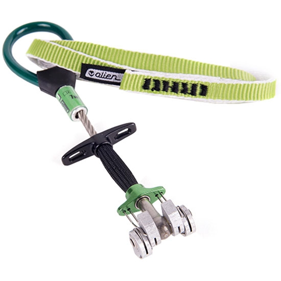 Alien Cams Alien Revolution Green Long Strap - Green