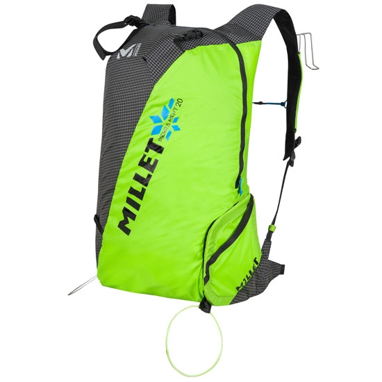 Millet Pierra Ment 20 - Acid Green