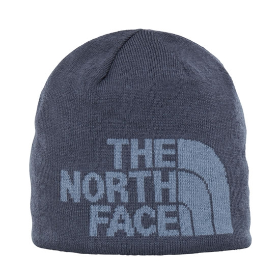 The North Face Highline Beanie Mid - Mid Grey/Graphitte Grey