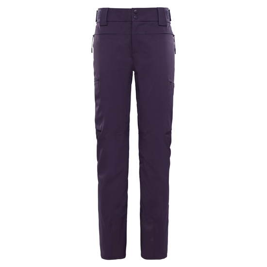 The North Face Powdance Pant W - Dark Eggplant Purple