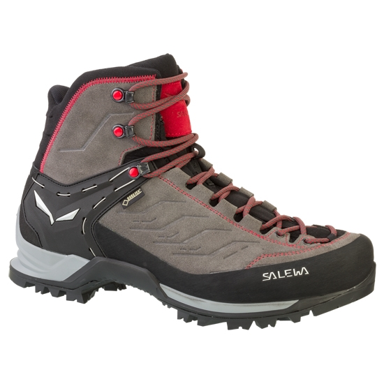 Salewa Mtn Trainer Mid GTX - Charcoal/Papavero