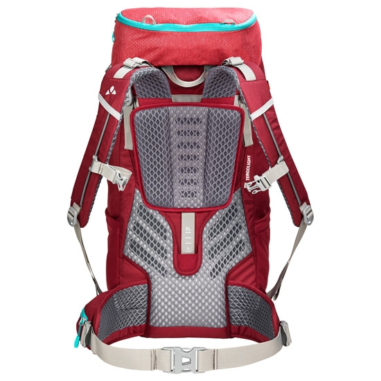Vaude Asymmetric 38+8 W - Photo of detail