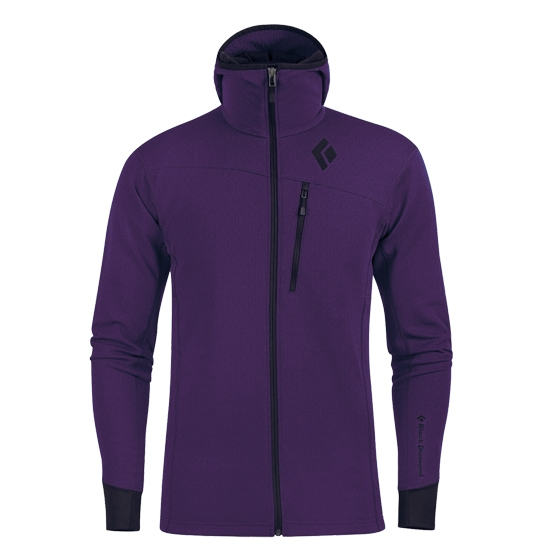 Black Diamond Coefficient Hoody - Nightshade