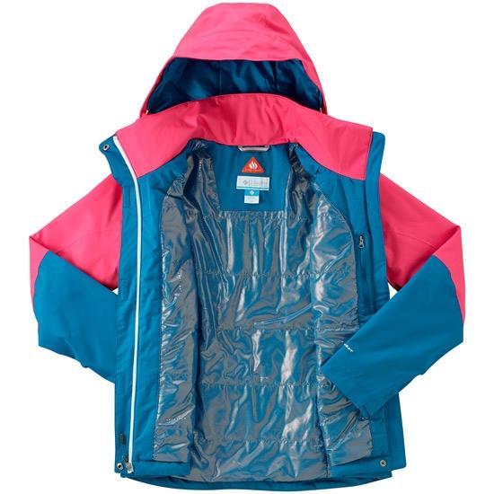 Columbia Everett Mountain Jacket W - Photo de détail
