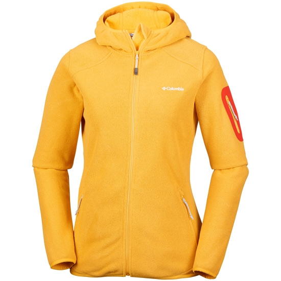 Columbia Outdoor Novelty Hooded W - Stringer/Hot Pipper