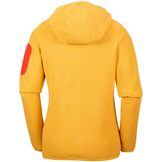 Columbia Outdoor Novelty Hooded W - Photo of detail
