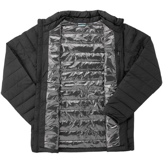 Columbia Powder Lite Jacket - Photo of detail