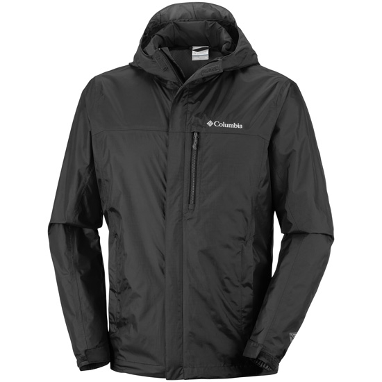 Columbia Pouring Adventure II Jacket - Black