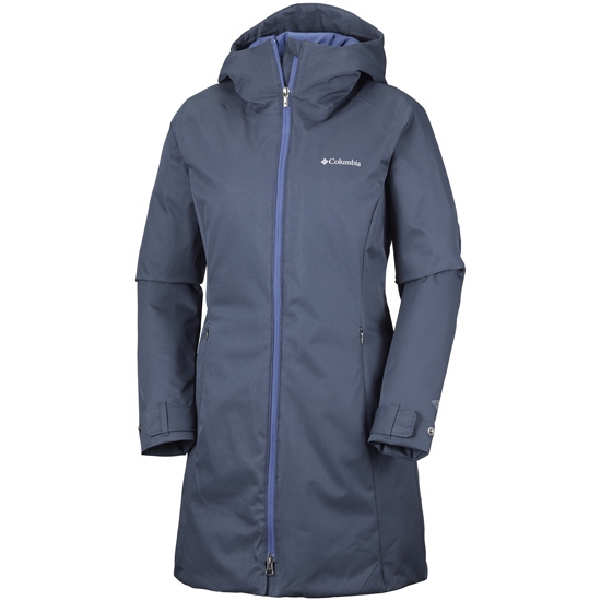 Rise Veste W Jacket Mid Columbia Vêtement Imperméable Autumn 4YqRwtpxC5