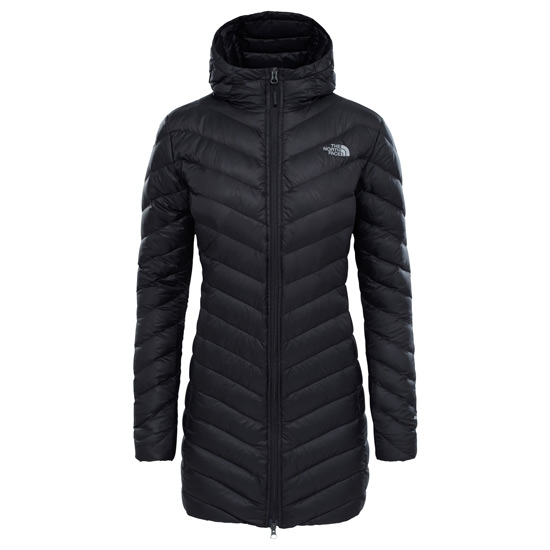 The North Face Trevail Parka W - TNF Black