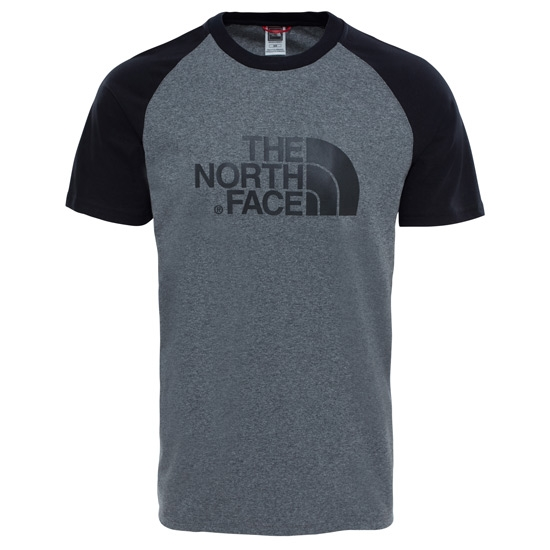 The North Face Rag Easy Tee - Tnf Medium Grey Heather