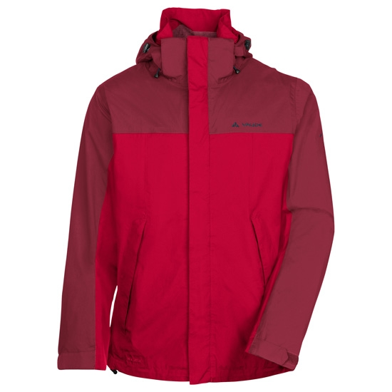Vaude Escape Pro Jacket - Indian Red