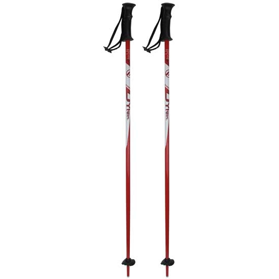Atomic Vr 07 Pole Jr - Red/White