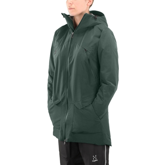 Haglöfs Torsang Parka W - Photo de détail