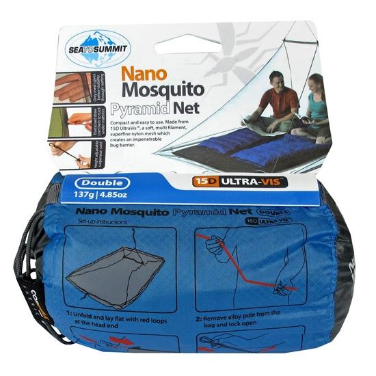 Sea To Summit Nano Mosquito Pyramid Double -