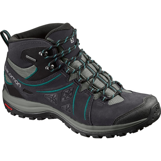 Salomon Ellipse 2 Mid Leather GTX W - Phantom