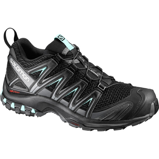 Salomon Xa Pro 3D W - Black/Magnet/Fair Aqua