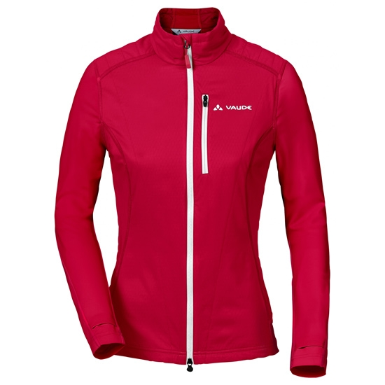 Vaude Scopi Syn Jacket W - Indian Red