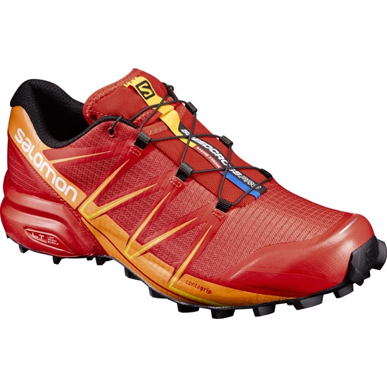 Salomon Speedcross Pro - Fiery Red/Bright Marig/Black