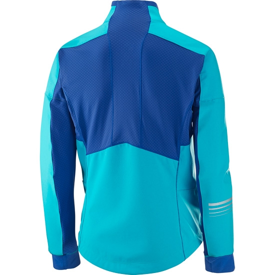 Salomon Lightning Warm Softshell Jacket W - Photo of detail