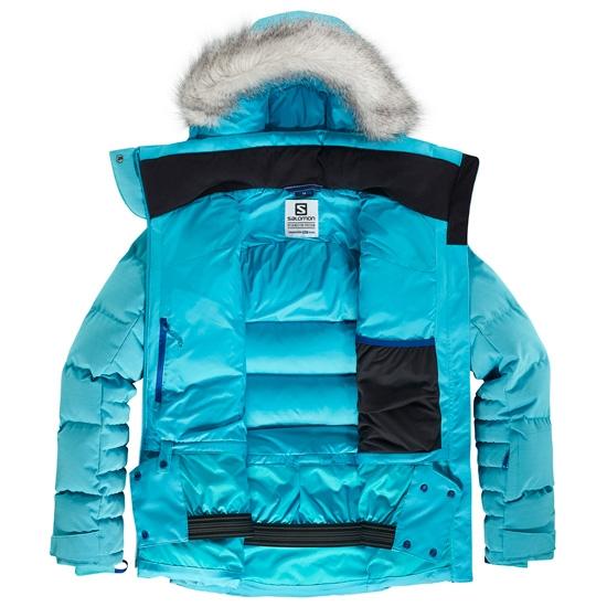 Salomon Icetown Jacket W - Photo of detail