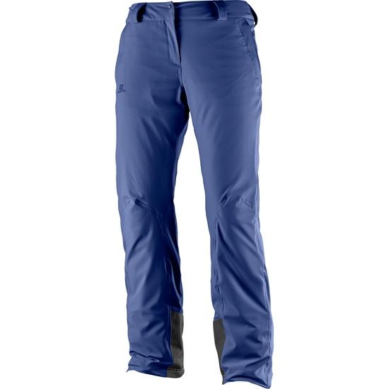 Salomon Icemania Pant W - Medieval Blue
