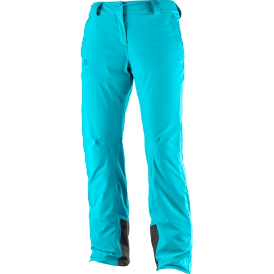 Salomon Icemania Pant W - Blue Bird