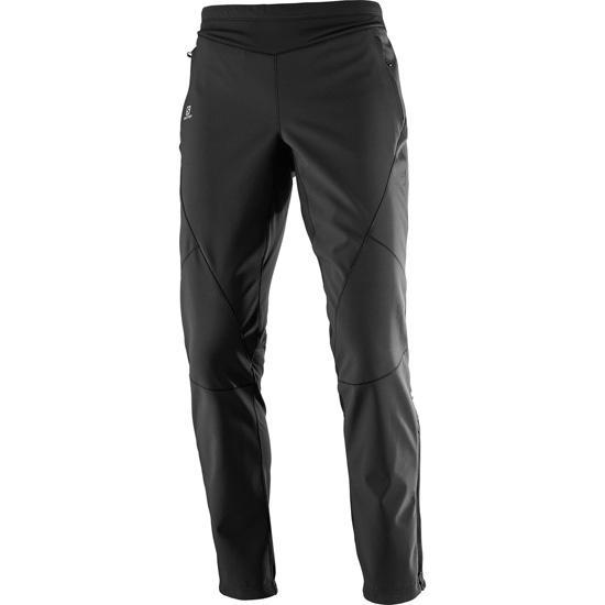 Salomon Lightning Warm Softshell Pant W - Black