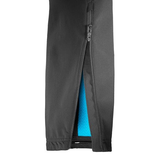 Salomon Lightning Warm Softshell Pant W - Photo of detail