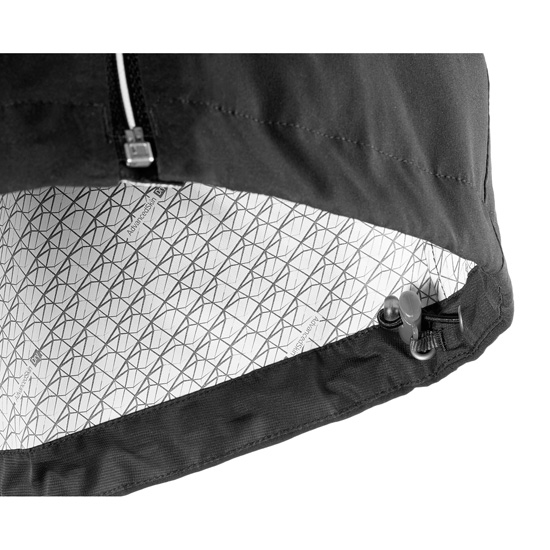 Salomon Nebula Flex 2.5L Jacket - Photo of detail