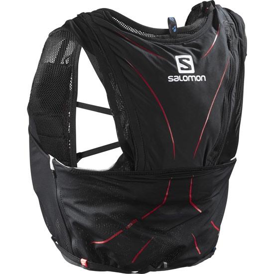 Salomon Adv Skin 12 Set - Black/Matador
