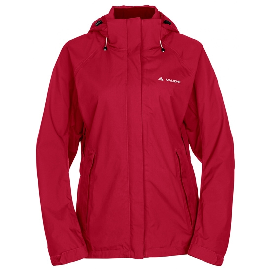 Vaude Escape Pro Jacket W - Indian Red