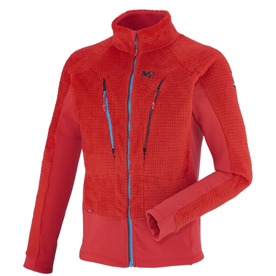 Millet Trilogy X Wool Jacket - Red