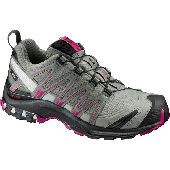 Salomon Xa Pro 3D GTX W - Shadow/Black/Sangria