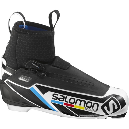 Salomon RC Carbon Prolink - Black/White