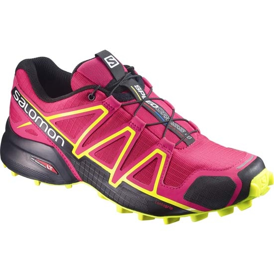 Salomon Speedcross 4 W - Virtual Pink/Black Sulphur