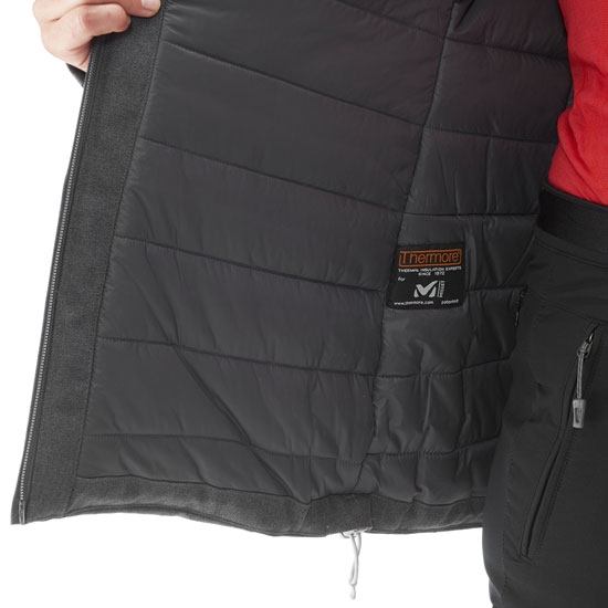 Millet Trivor Parka W - Photo de détail