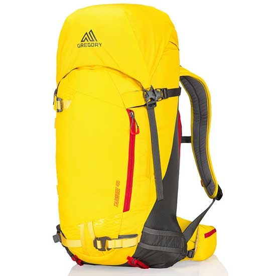 Gregory Targhee 45 M - Solar Yellow
