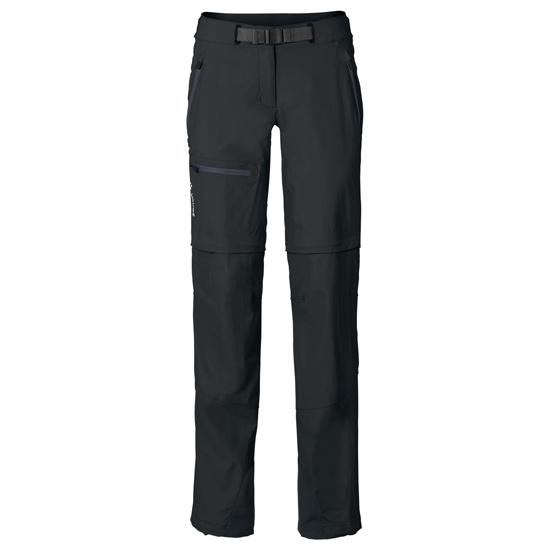 Vaude Badile Zo Pants W - Black