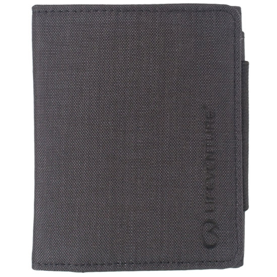 Lifeventure RFid Protected Tri-Fold Wallet -