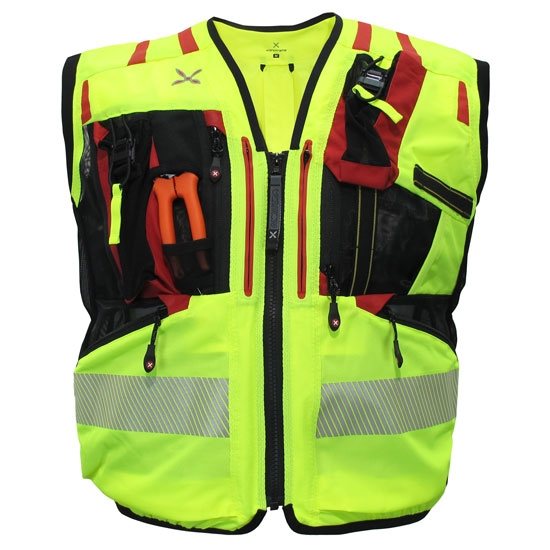 Montura Workframe Operator Evo Vest - Amarillo