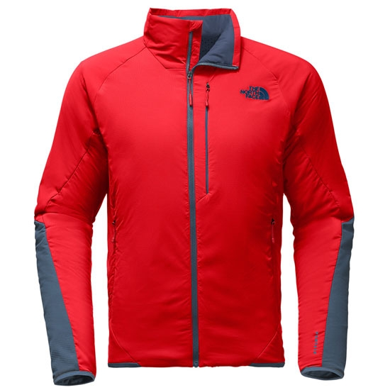 The North Face Ventrix Jacket - Centennial Red/Shady Blue
