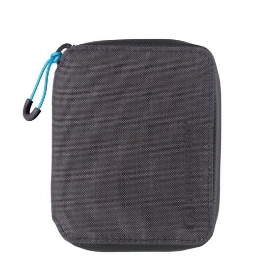 Lifeventure RFid Protected Bi-Fold Wallet - Black