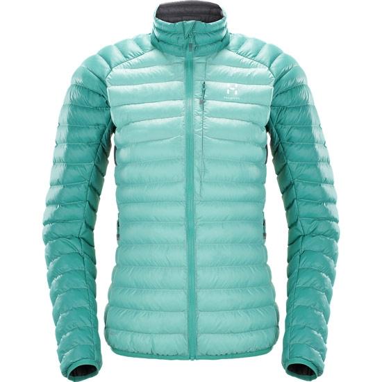 Haglöfs Essens Mimic Jacket W - Jade/Crystal Lake